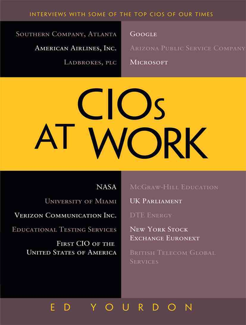 Cios at Work By Yourdon, Ed